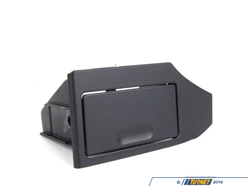 T#85946 - 51168205187 - Genuine BMW Left Rear Door Ashtray Schwarz - 51168205187 - E39,E39 M5 - Genuine BMW -