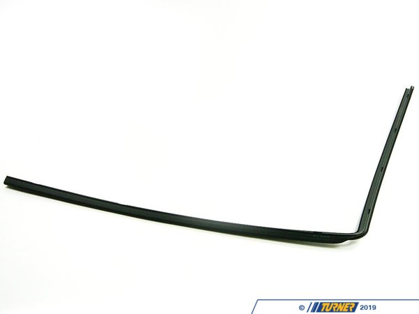 T#9514 - 51318117457 - Genuine BMW Decorative Frame Left - 51318117457 - E34,E34 M5 - Genuine BMW -