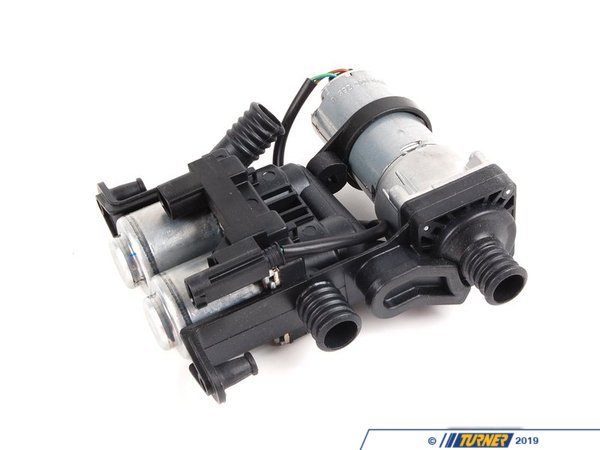 T#16273 - 64118368462 - Genuine BMW Water Valve With Additional Water Pump - 64118368462 - E38 - Genuine BMW Water Valve With Additional Water Pump - This item fits the following BMW Chassis:E38 - Genuine BMW -