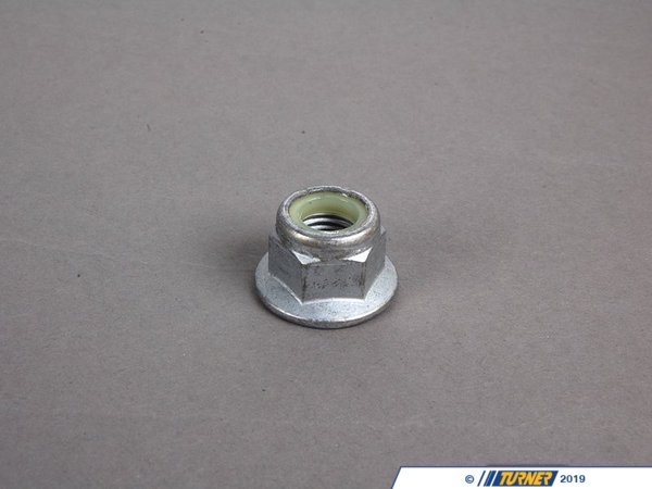 T#56028 - 32106774139 - Genuine MINI Hex Nut M10X1,25-10Zns3 - 32106774139 - Genuine Mini -