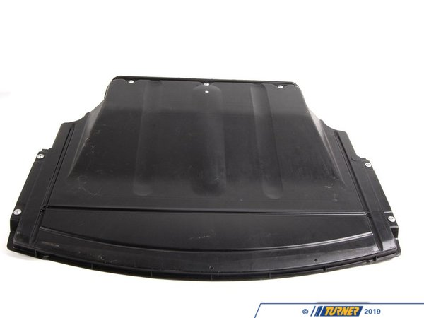 T#16174 - 51718268344 - Engine Splash Panel - E46 323ci 325i 325ci 328ci 330i 330ci - Road debris has a nasty habit of damaging the panels under the engine compartment.    This tray mounts directly under the engine on E46 models with M54/M56 engines.Replace yours with this Genuine BMW part.This item fits the following BMWs:2000  E46 BMW 323ci 328ci 3/2001-2005  E46 BMW 325i 330ii 3/2001-2005  E46 BMW 325ci 330ci - with Manaul Transmission10/2000-2005  E46 BMW 325ci 330ci - with Automatic Transmissoin - Genuine BMW - BMW