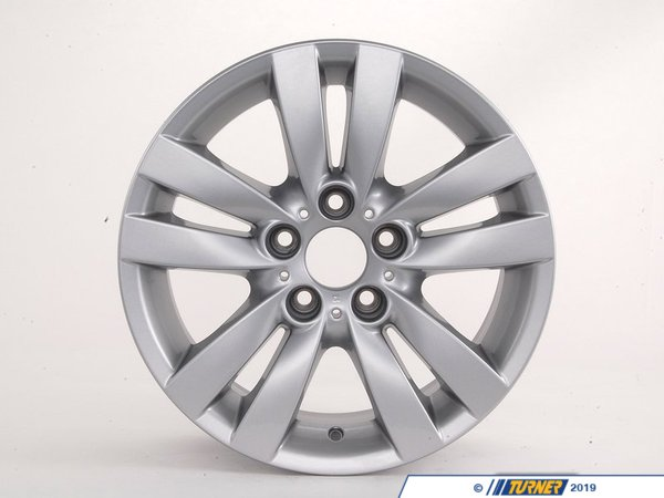 T#66412 - 36116775599 - Genuine BMW Light Alloy Rim - 36116775599 - Genuine BMW -