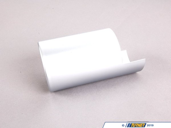 T#12679 - 18307553644 - Genuine BMW Tailpipe End Piece, Alu-Look - 18307553644 - E90,E92 - Genuine BMW -