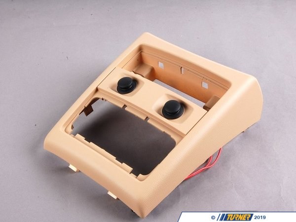 T#83793 - 51167150157 - Genuine BMW Covering Rear Beige - 51167150157 - E90 - Genuine BMW -