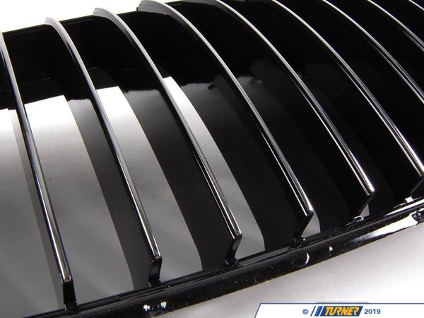 T#79982 - 51137145738 - Genuine BMW Grille, Frame, Front - 51137145738 - E65 - Genuine BMW -