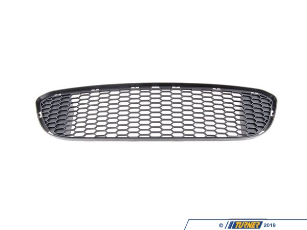 T#77080 - 51118045432 - Genuine BMW Grid, Bumper Front -M- - 51118045432 - E82 - Genuine BMW -