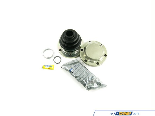 T#15677 - 33217840673 - Rear Axle CV Boot Repair Kit - E36 M3, E46 M3, Z3M, Z4M - Corteco - BMW