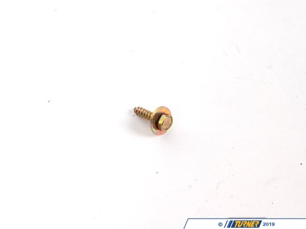 Genuine BMW Genuine BMW Hex Head Screw - 07119916808 - E30,E34,E36 07119916808