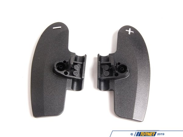 T#1515 - 32347891004 - Paddle Shifters - E46 M3 SMG - Euro Spec (Larger) - Genuine BMW - BMW