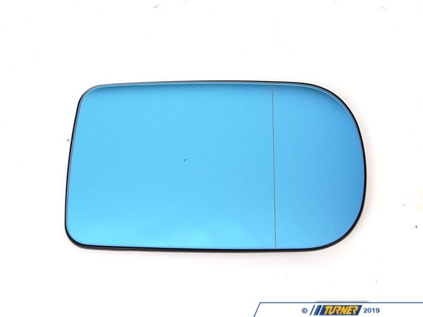 T#23750 - 51168165112 - Genuine BMW Mirror Glas, Heated, Wide-Angle - 51168165112 - E38 - Genuine BMW -