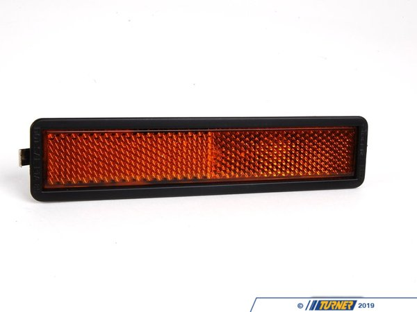 T#10902 - 63141380560 - Genuine BMW Side Marker Light, Front Yellow - 63141380560 - E30 - Genuine BMW - BMW