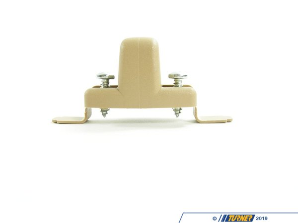 T#9078 - 51168243575 - Genuine BMW Sun Visor Bracket Hellbeige - 51168243575 - E46,E46 M3 - Genuine BMW -