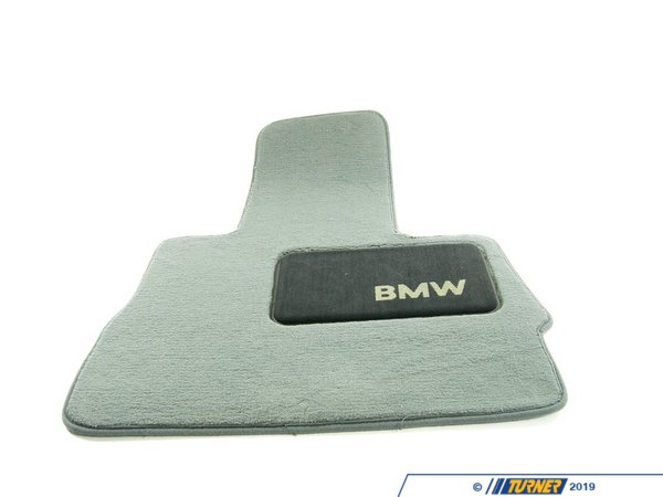 T#24792 - 82110008636 - Genuine BMW Floormat E-53 Grey - 82110008636 - E53 - Genuine BMW -