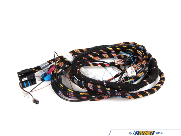 T#137601 - 61120309250 - Genuine BMW Retrofit Cable Set, On-board - 61120309250 - Genuine BMW -