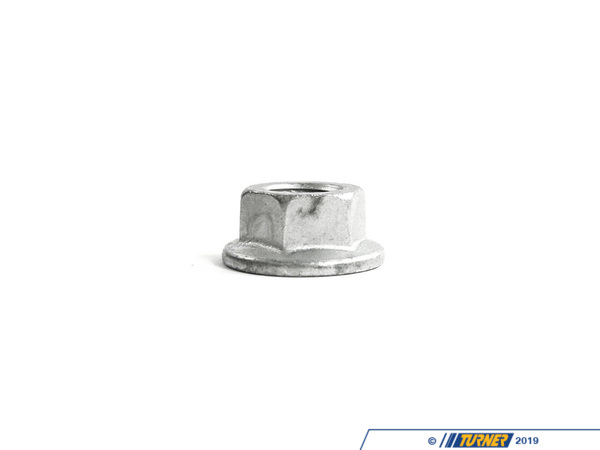 T#6448 - 07119915558 - Genuine BMW Hex Nut - 07119915558 - E30,E34,E38,E30 M3,E34 M5 - Genuine BMW -