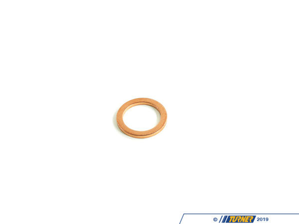 Genuine BMW Genuine BMW Oil Drain Plug Crush Washer - Multiple BMWs & MINIs 07119963151