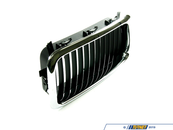 T#8713 - 51138125812 - Genuine BMW Grille Right - 51138125812 - E38 - Genuine BMW -