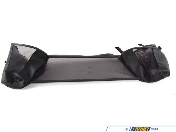 T#10425 - 54700150671 - Z4 Wind Deflector - E85 Z4 2.5i, 3.0i, 3.0si, M Roadster - Genuine BMW - BMW