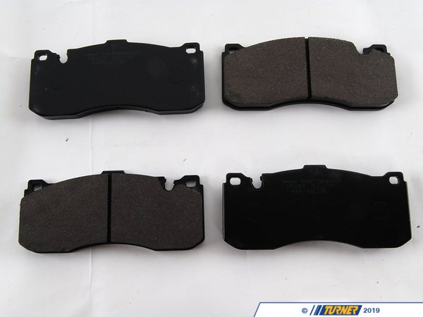 T#4752 - TMS4752 - Hawk DTC-70 Race Brake Pads - Front - E82/E88 135i - The Hawk DTC (Dynamic Torque Control) compound offers the highest friction coefficient of any Hawk pad.  The DTC pads offer extremely high torque with aggressive controllable initial bite, superior release and torque control characteristics. Featuring:High Intial BiteConsistent torque over all pressuresOperating Range:400-1600F; 204-871C  High Temp & High Torque Provides Superior Pad and Disc Wear Excellent Torque Control Excellent Modulation and Release Characteristics Designed for High Deceleration Rates.This item fits the following BMWs:2008+  E82 BMW 135i - Hawk - BMW