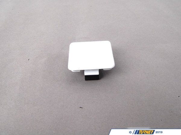 T#8316 - 51111961926 - E30 M3 Bumper Tow Hook Covering Cap - Genuine BMW - BMW