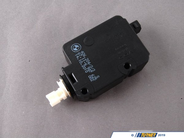 T#11204 - 67116987625 - Genuine BMW Filler Flap Actuator - 67116987625 - E38,E39,E39 M5 - Genuine BMW -