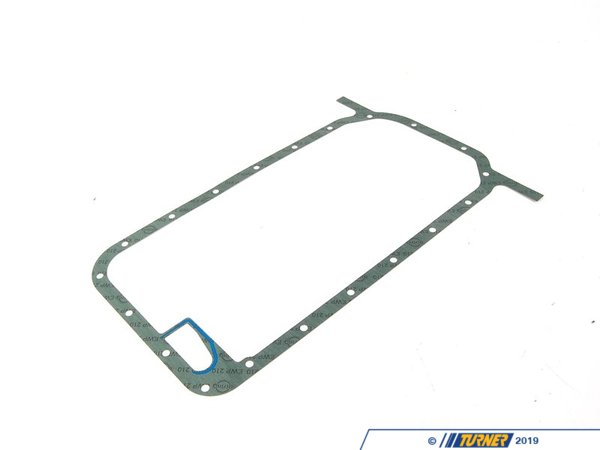 Genuine BMW Genuine BMW Upper Oil Pan Gasket - E30 E36 M42 1.8L 11131739592