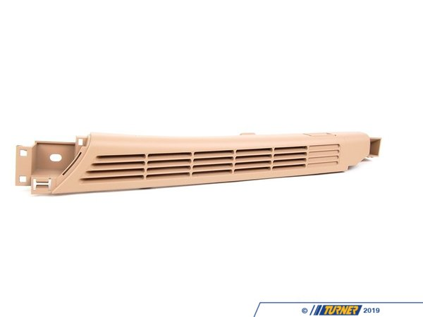 T#113337 - 51478256943 - Genuine BMW Left Vent Louver Hellbeige 2 - 51478256943 - E46 - Genuine BMW -