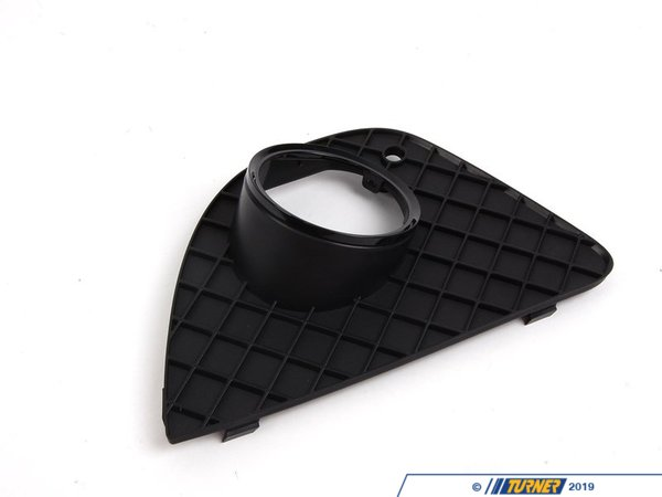 T#76257 - 51117147526 - Genuine BMW Grid Lateral Right Schwarz - 51117147526 - E46 - Genuine BMW -