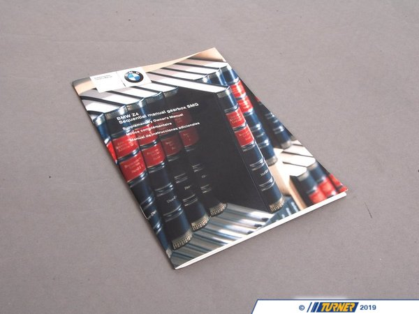 T#26946 - 01490157319 - Genuine BMW Suppl. Owner's Handbook Multilingual - 01490157319 - E85 - Genuine BMW -