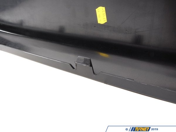 T#21886 - 51127891916 - Genuine BMW Cover, Lower Part Center M - 51127891916 - E46 - Genuine BMW -