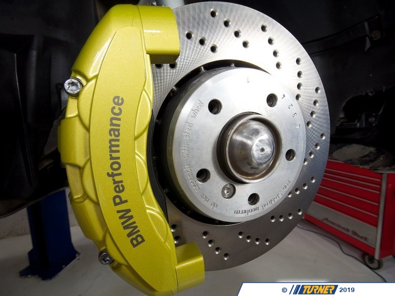 E46135brake M Performance Brembo Caliper Upgrade For E36