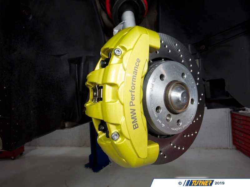 E46135BRAKE - M Performance Brembo Caliper Upgrade For E36 ...