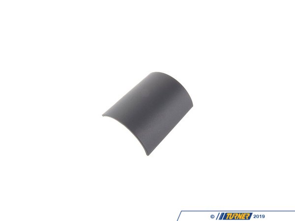 T#25307 - 51168231317 - Genuine BMW Center Armrest Cover Schwarz - 51168231317 - E46,E46 M3 - Genuine BMW -