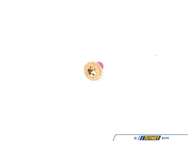 T#135438 - 54348201103 - Genuine BMW Torx-Countersunk Head Screw Isa M4X8 - 54348201103 - E36 - Genuine BMW -