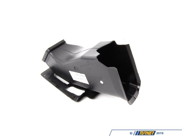 T#13936 - 51717896407 - Genuine BMW Front Left Brake Air Duct -M- - 51717896407 - E46 - Genuine BMW -