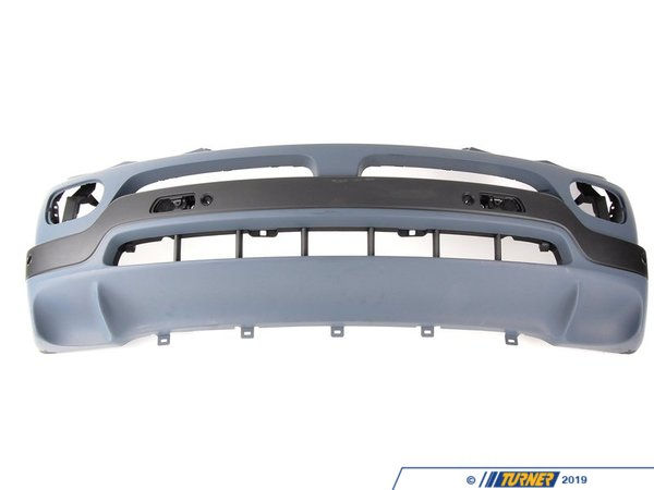 T#76252 - 51117146578 - Genuine BMW Trim Cover, Bumper, Primered - 51117146578 - Genuine BMW -