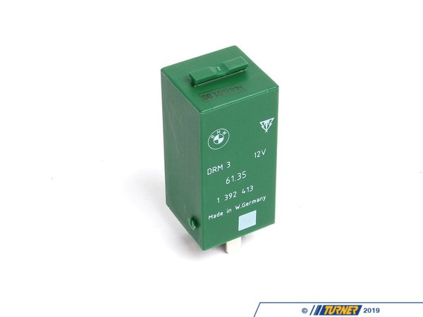 T#143983 - 61351392413 - Genuine BMW Diode Relay - 61351392413 - Genuine BMW -
