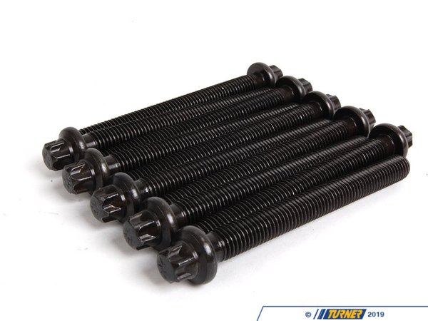 T#19403 - 11121721939 - Head Bolt Set - E30 E36 M42 M44 318i 318is, Z3 1.9 - Victor Reinz - BMW