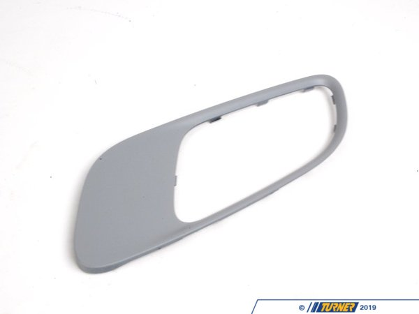 T#68941 - 41007891292 - Genuine BMW Frame, Grill, Primered, Right - 41007891292 - E90,E92,E93 - Genuine BMW -