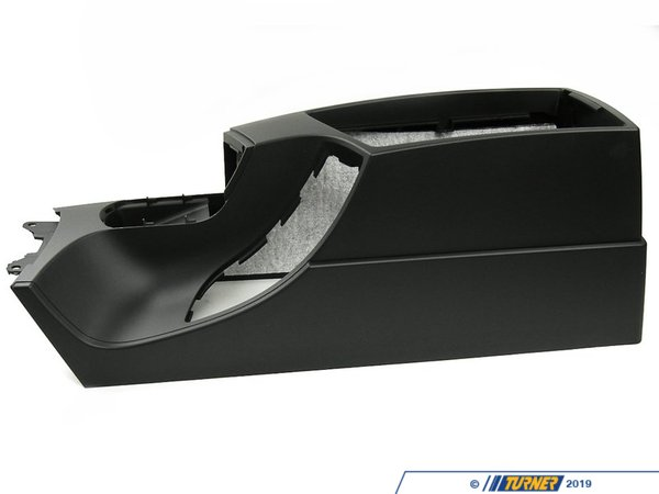 T#82435 - 51163404787 - Genuine BMW Center Console Schwarz - 51163404787 - E83 - Genuine BMW -