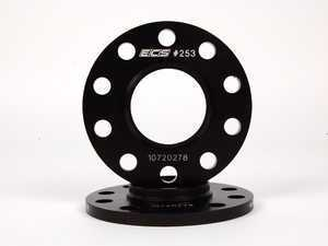 ECS Tuning Wheel Spacers - 10mm - 72.6mm CB