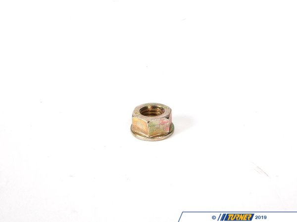 T#6805 - 11411742462 - Genuine BMW Hex Nut - 11411742462 - E34,E38,E39,E53 - Genuine BMW -