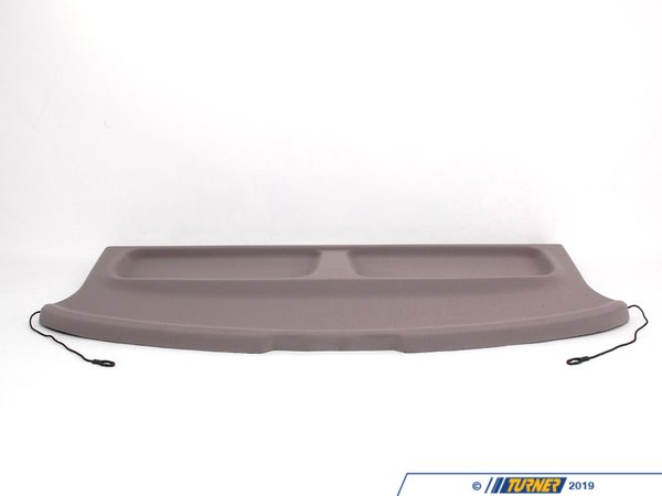 T#109653 - 51468189223 - Genuine BMW Rear Window Shelf Sandgrau - 51468189223 - E36 - Genuine BMW -