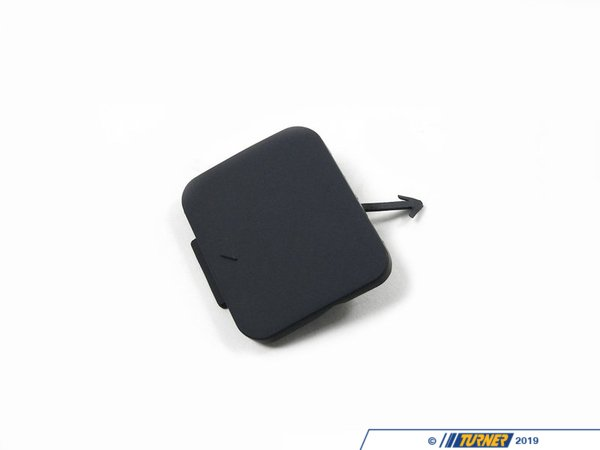 T#8428 - 51118212527 - Genuine BMW Flap, Towing Eye, Primed - 51118212527 - E39 - Genuine BMW -