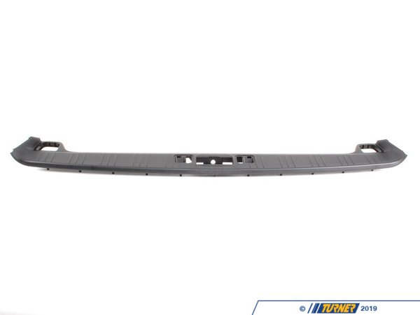 T#112936 - 51478185232 - Genuine BMW Loading Sill Cover Schwarz - 51478185232 - E39 - Genuine BMW -
