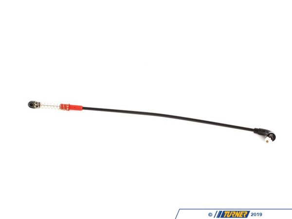 T#121979 - 52101977954 - Genuine BMW Bowden Cable Horizontal Adjustment Rot - 52101977954 - E36 - Genuine BMW -