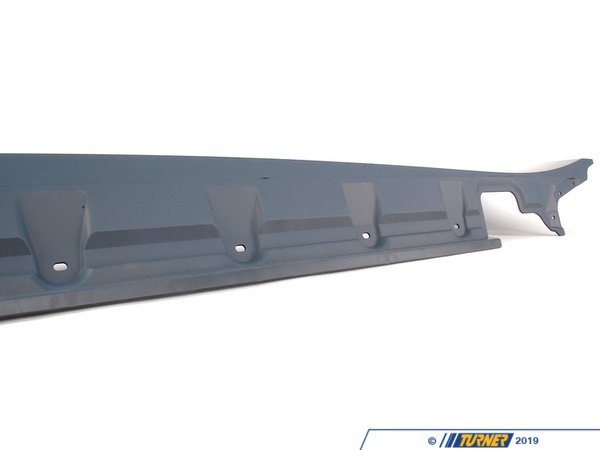T#117339 - 51717068853 - Genuine BMW Primed Left Outer Kick Panel - 51717068853 - E85 - Genuine BMW -