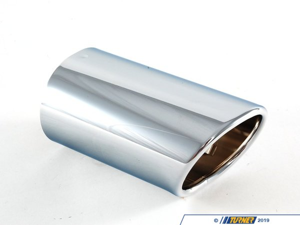 T#22633 - 18307534036 - Genuine BMW Tailpipe Tip - 18307534036 - Genuine BMW -