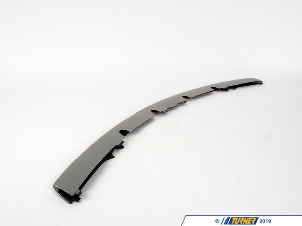 T#21873 - 51117016510 - Genuine BMW Cover Titan - 51117016510 - E46 - Genuine BMW -