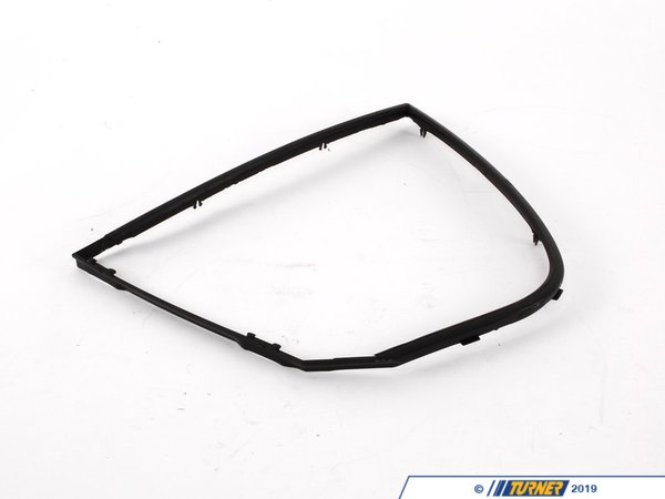 T#93929 - 51348194693 - Genuine BMW Seal, Rear Left Side Window - 51348194693 - E46 - Genuine BMW -
